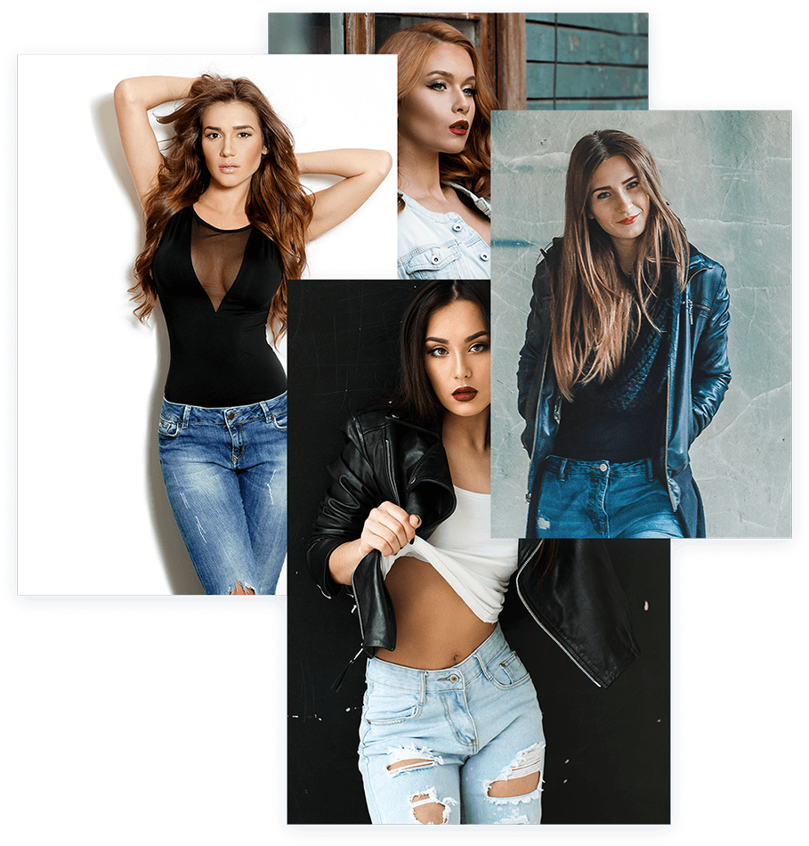 denim inspirations women gallery